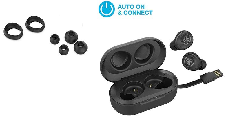 JLab Audio JBuds Air True Wireless Signatu Under $50
