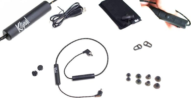 KLIPSCH T5 Comfort and Fit SPORT Bluetooth Headphone Box