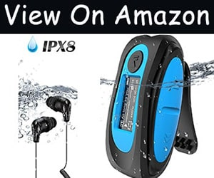 Best Underwater and Waterproof Mp3 Player and headphones with radio