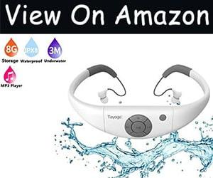 best mp3 player for underwater, radio headphones