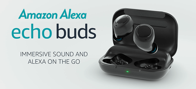 amazon alexa echo buds