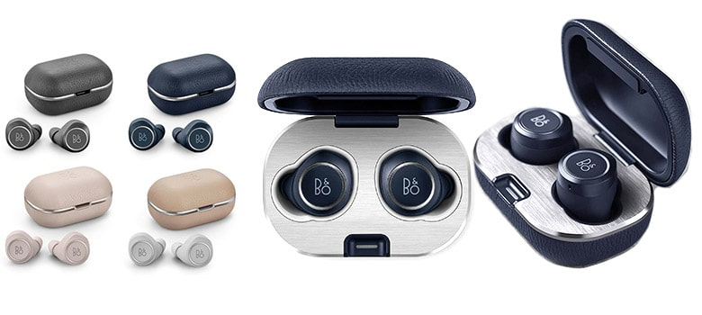 Bang & Olufsen Beoplay E8 2.0 True Wireless Earphones Qi Charging