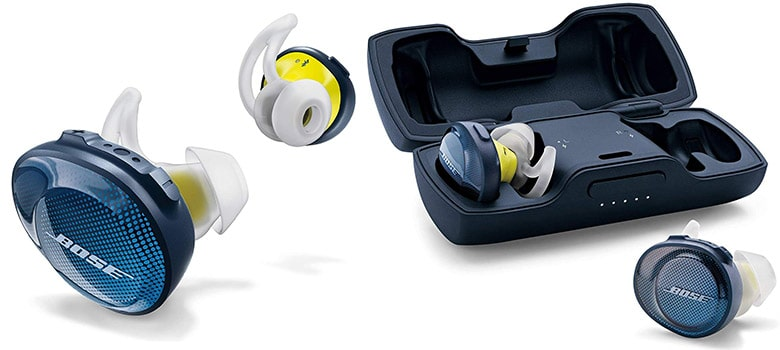 bose soundsport android, True Wireless Earbuds