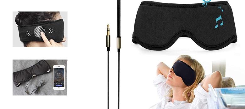 Bluetooth Headband Headphones - Sleep Headphones