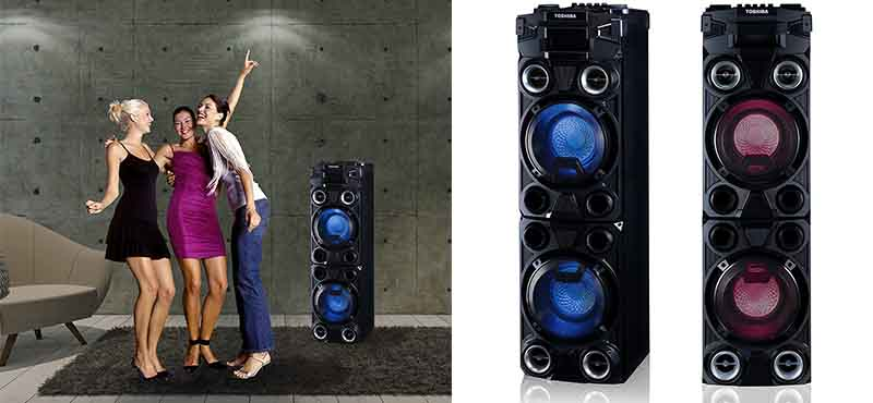 Best Party Speakers - Loudest Bluetooth Speaker Portable