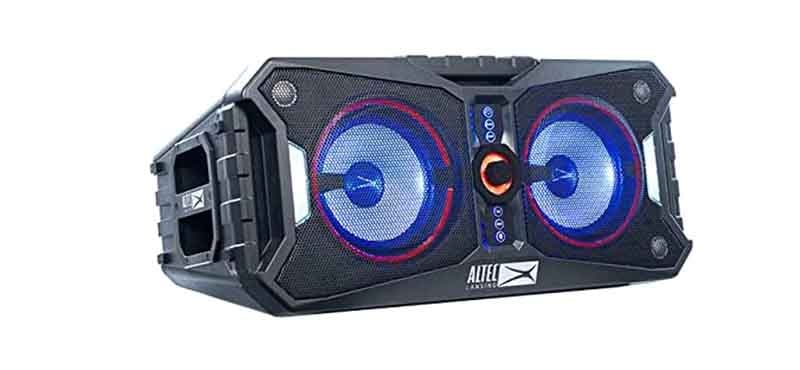 Best Party Speakers with Lights