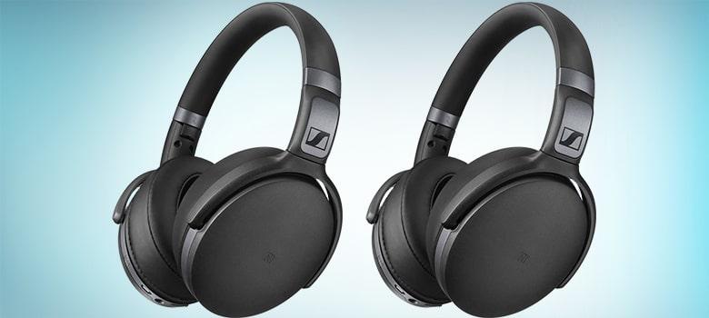 Sennheiser HD 4.40 BT Over-Ear Wireless Headphones Review