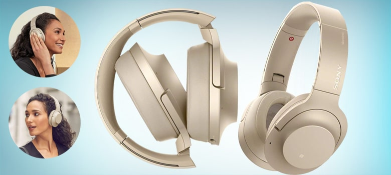 rose gold headphones wireless