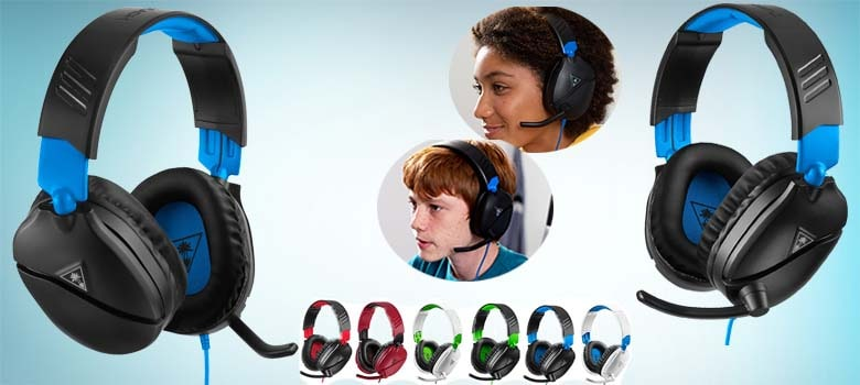 Nintendo Switch Headsets with Microphone