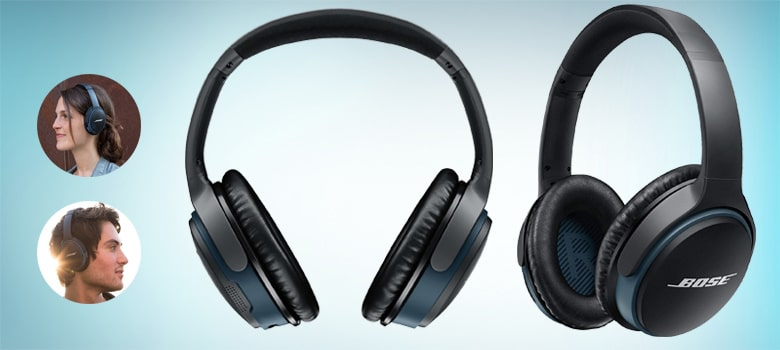 bose soundlink wireless headphones for watching movies on netflix