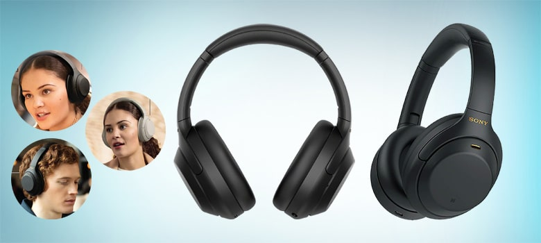 Sony WH-1000XM4 Wireless - King Of Active Noise Cancelling Overhead Headphones In This Time