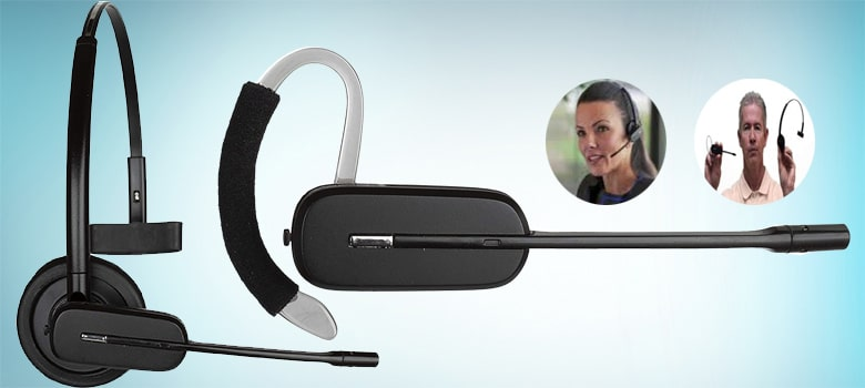 Wireless Headset For All Type Of Office Calls