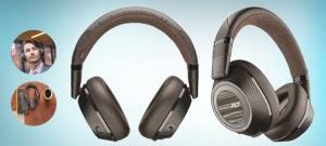 plantronics backbeat pro wireless noise cancelling headphones with mic for netflix