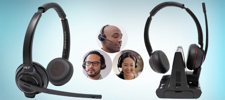 Best Wireless Headsets for Landline And SoftPhone For Office and Home TelePhone Calls