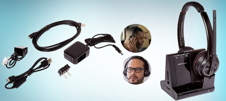 best wireless telephone headsets