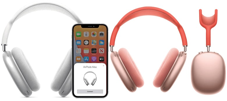 wireless over-ear headphones apple