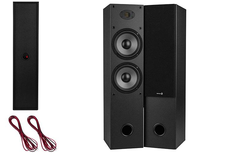 Best Tower Speakers Under 500