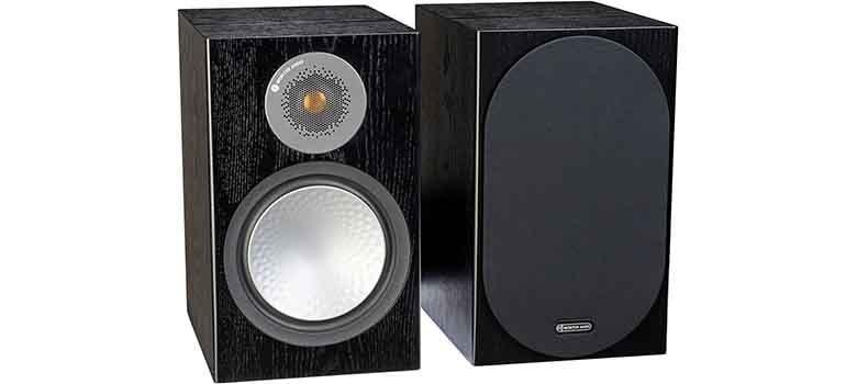 Monitor Audio Silver 100 - Bookshelf Speakers