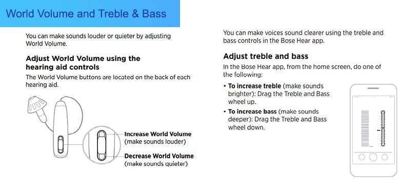 bose soundcontrol hearing aids review