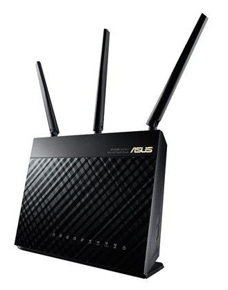 Asus RT-AC68R Wireless AC1900 Review