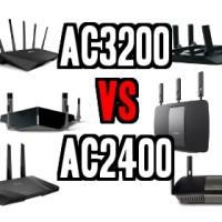 AC3200 vs AC2400 Router Comparison