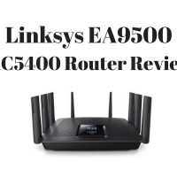 Linksys EA9500 AC5400 MU-MIMO Wireless Router