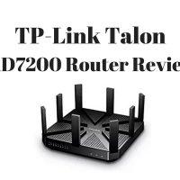 TP-Link Talon AD7200 Tri Band 802.11ad Wi-Fi Router