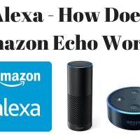 Alexa – How Does Amazon Echo Work?