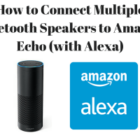 How to Connect Multiple Bluetooth Speakers to Amazon Echo (with Alexa)