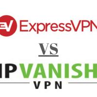 ExpressVPN vs IPVanish: VPN Comparison