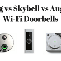 Ring vs Skybell vs August: Video Doorbells Comparison
