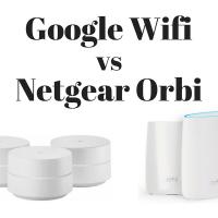 Google Wifi vs Netgear Orbi