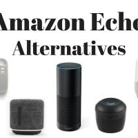 Top 5 Amazon Echo Alternatives