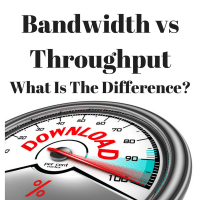 Bandwidth vs Throughput: What's The Difference?