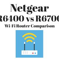 Netgear R6400 vs R6700: Wireless AC Router Comparison