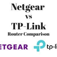 Netgear vs TP-Link Router Comparison