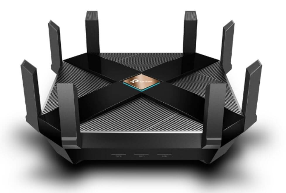 TP-LInk Archer AX6000 Wifi 6 Wireless Router