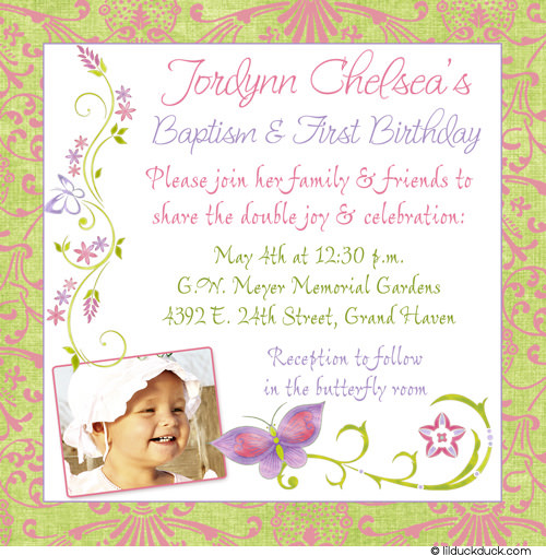 1st birthday and baptism combined invitation wording best happy birthday wishes