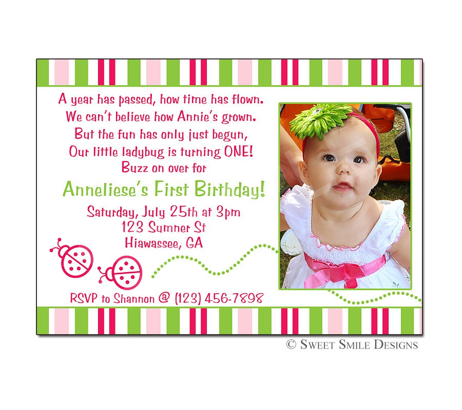 2 year old birthday poem invite best