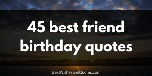 65 birthday wishes for