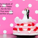 Wedding Anniversary Cake Images Wishes For Wife