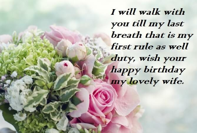 Sensible Birthday Quotes Wishes For Wife Best Wishes