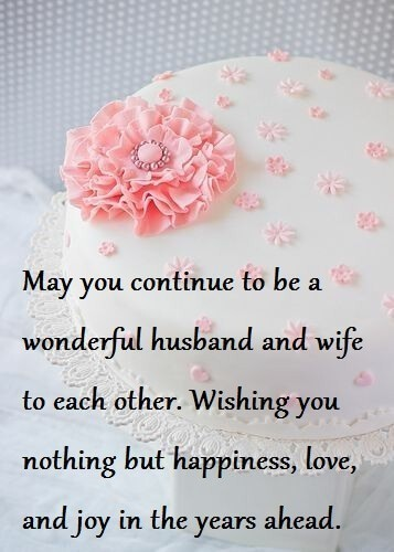 Happy Wedding Anniversary Wishes Quotes Cake Images Best Wishes