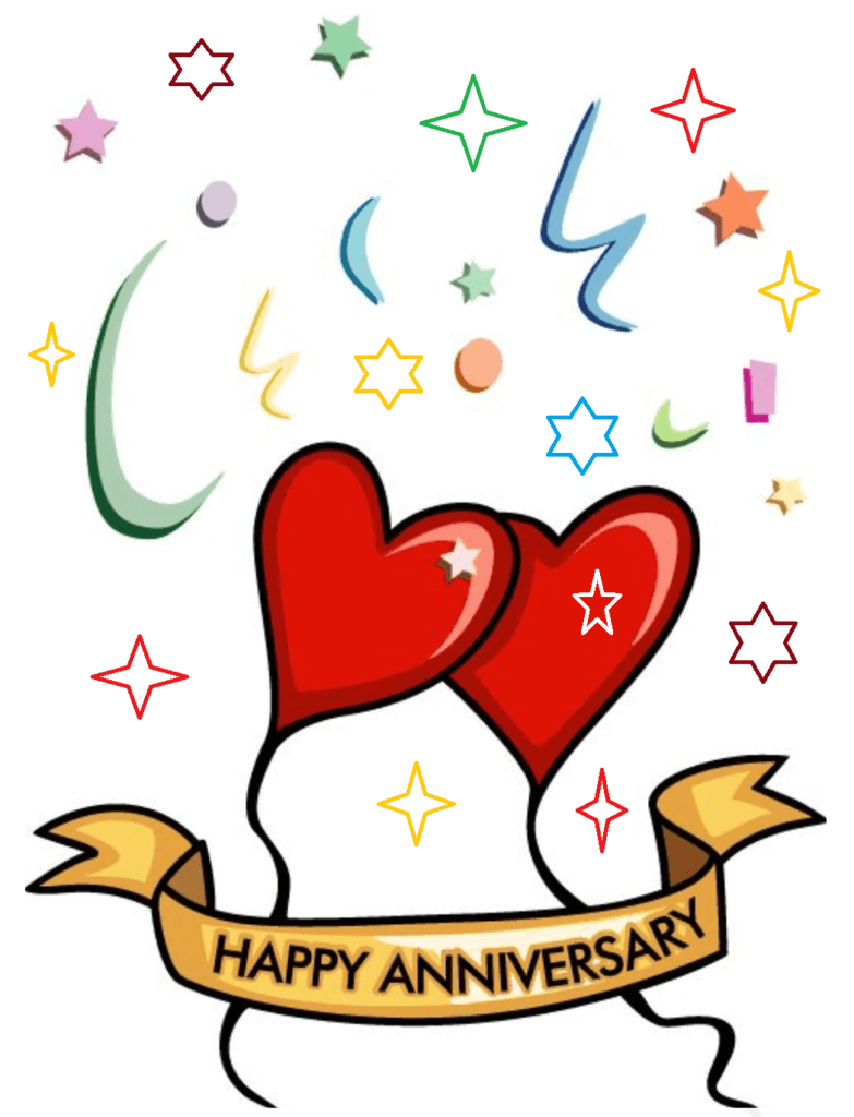 Happy Marriage Anniversary Clipart Wishes - Quote Hil