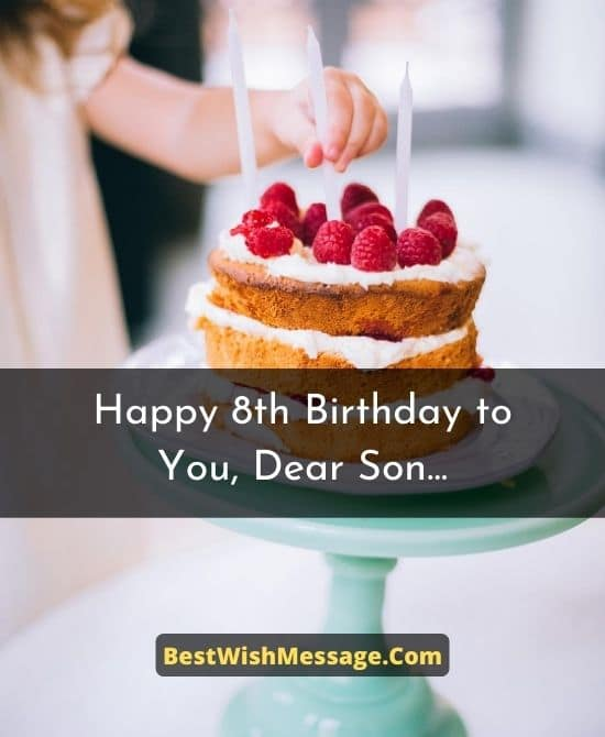 What To Write In Sons Birthday Card : write, birthday, Birthday, Wishes, Turning