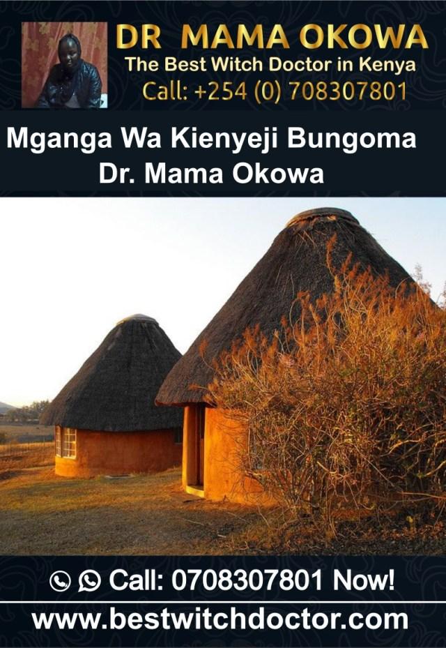 Mganga Wa Kienyeji Bungoma Dr. Mama Okowa