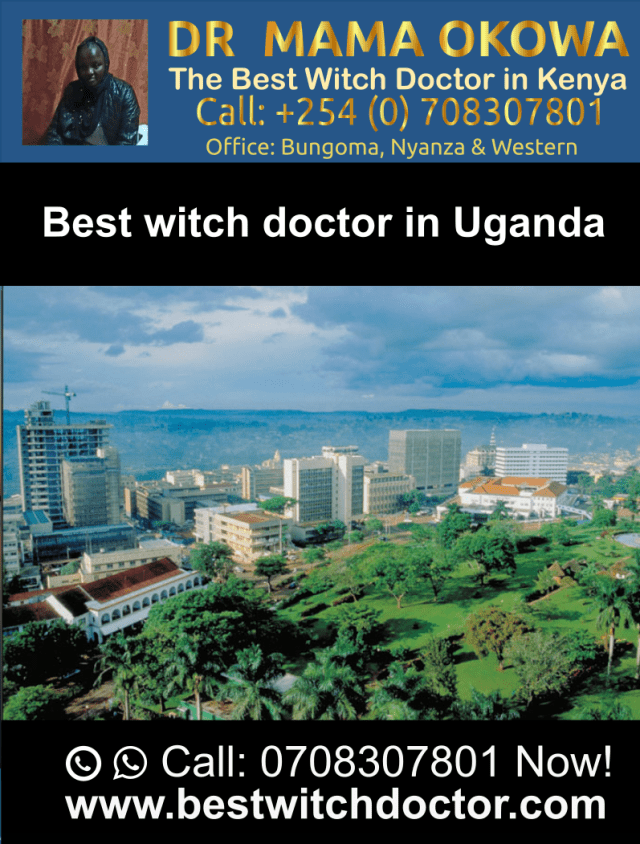 Best witch doctor in Uganda