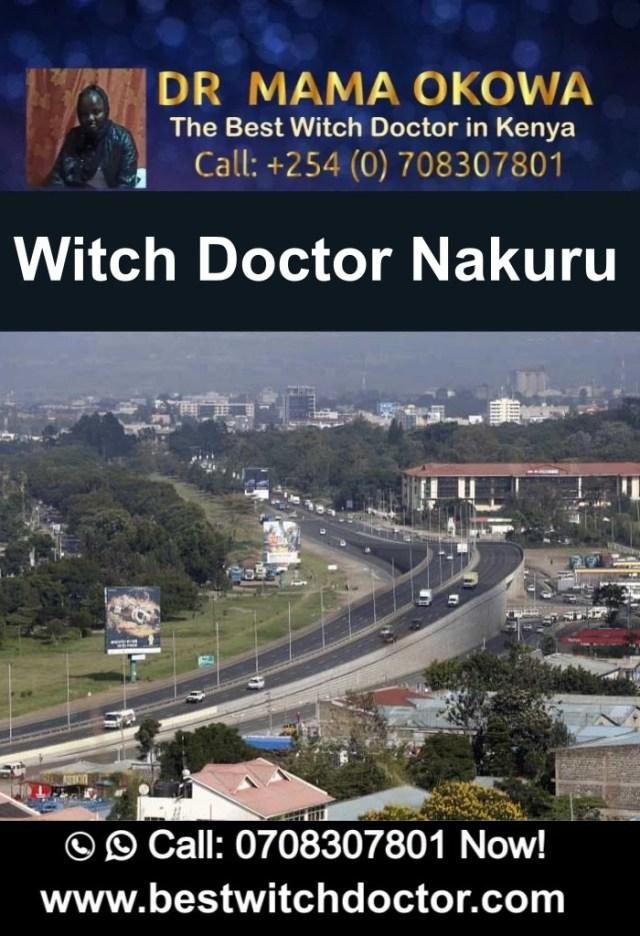 Witch Doctor Nakuru