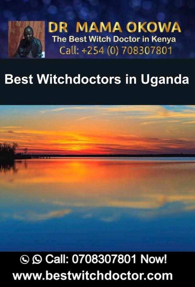 Best Witchdoctors in Uganda