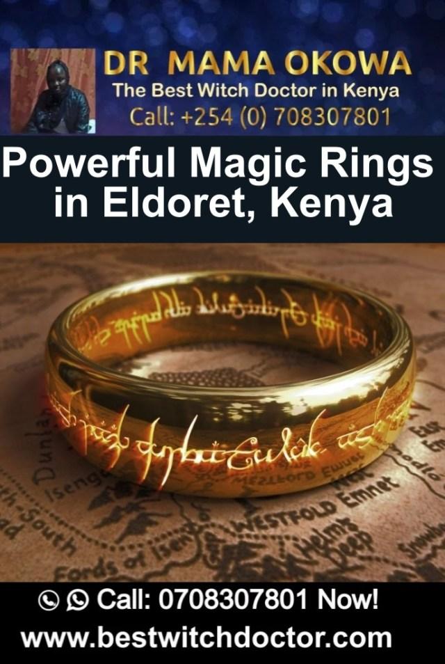 Powerful Magic Rings in Eldoret, Kenya